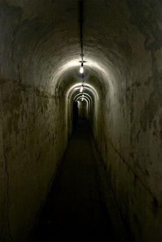 The Tunnels by Ichor. Dark in many ways.