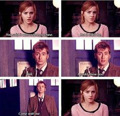 My and @Jenna Bailey 's Potterwholock Headcanon- One of the Doctor's daugters survived as a child, but regenerated. She was raised by Muggles, the father of whom had a fob watch that had been found with the girl. Hermione later restores her parents' memories after the Battle of Hogwarts and hears her father's watch, then opening it and regaining her Time Lady self. Later, she and Ron have another daughter, named Molly, who would later be called Molly Hooper...