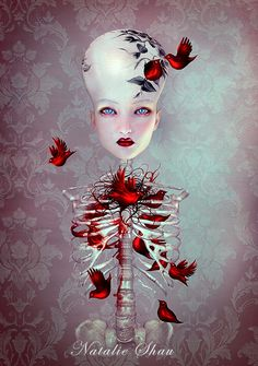 Lady of Broken Hearts • Natalie Shau