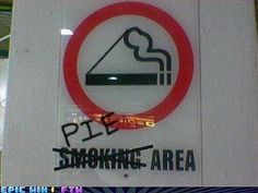 Javan!!  It's not cake, but hey... I haven't seen a sign for that.  Found on George Takei.