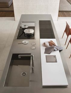 Modern Kitchen Design – Want to refurbish or redo your kitchen? As part of a modern kitchen renovation or remodeling, know that there are a . Kitchen Furniture, Kitchen Interior, Kitchen Decor, Interior Styling, Interior Decorating, Interior Design, Style At Home, Casa Hipster, Kitchen Peninsula