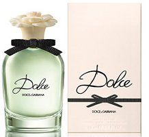 Dolce by Dolce & Gabbana - notes feature papaya blossom, neroli leaves, white amaryllis, daffodil, water lily, cashmeran and musk.