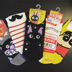 Squeezed in a small Sock Haul from Tokyo