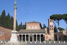 el blog del padre eduardo: Basílica de san Lorenzo extramuros