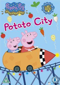 Peppa Pig - Il Parco di Divertimenti e altre storie (2016) Streaming HD