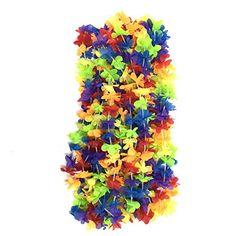 BOSHENG Hawaiian Colorful Flower Leis Necklaces for Tropi... http://www.amazon.com/dp/B01FVH5C2W/ref=cm_sw_r_pi_dp_shrtxb0W7V0AV