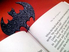 Batman Bookmark Baby Batman, The Book, All Things, In This Moment, Books, How To Make, Handmade, Ideas, Libros