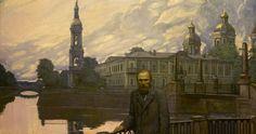 Dostoievski en San Petersburgo