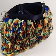 The Kaleido bag by Onique - shop the collection at oniqueshop.com #shine #color #style #spring #fashion