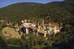 Mănăstirea Hilandar – ctitorie a Sfântului Simeon