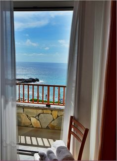 Vir o mar quant'è bell, spira tanto sentiment - Hotel Calanca - Marina di Camerota - Italy