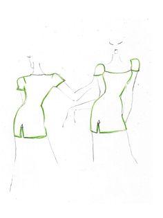 Clarke Dress Sketches, Dress, Art, Drawings, Art Background, Dresses, Kunst, Vestidos, Performing Arts