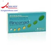 Thuốc Rinconad Tab 10mg Thuốc Co Tac Dụng Chống Dị ứng Sản Phẩm Sức Khỏe Chồng đồ Uống Co Cồn
