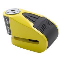 ΑΝΤΙΚΛΕΠΤΙΚΑ ΠΡΟΣΤΑΣΙΑ : Κλειδαριά δισκόφρενου Auvray B-Lock-06 Alarm Yellow/Black Yellow Black, Locks, Detail, Blue, Door Latches, Castles