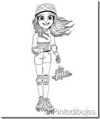 Resultado De Imagen Para Dibujos De Soy Luna Dibujos De La