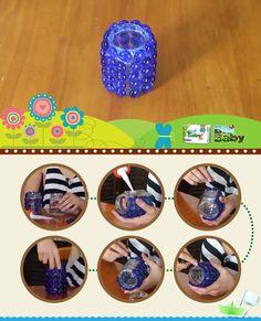 Si te gustan las piedras preciosas, sigue el paso a paso para hacer un frasco decorado con gemas https://www.youtube.com/watch?v=-olYJcslTtY
