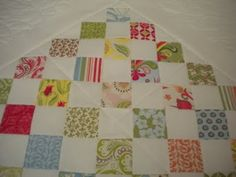 table topper tutorial (quilted)