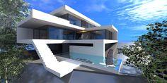 Architektur | Seite nicht gefunden - Architektenhaus / Designhaus bauen / moderne ...