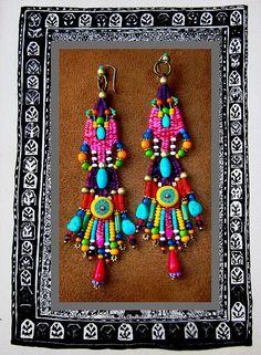 ~ Boho Bright Jewelry ~ | Flickr - Photo Sharing!