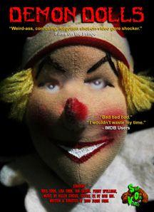 Demon Dolls  Available at www.screamtimefilms.com