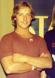 I love Mark Hamill, he played Luke Skywalker.