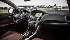 2018 acura tlx type s. 2018 Acura TLX Spied Interior Tlx Type S