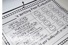 writing peer evaluation
