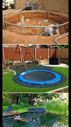 Schon Tolle Gartengestaltungsideen Zur Unterhaltung Der Kinder