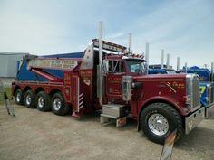 Peterbilt Trucks, Tow Truck