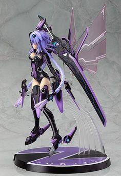 Neptune Purple Heart Figure