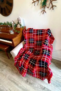 Flannel Blanket Crochet PATTERN Valentine's Day Gift   Etsy