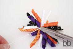 DIY hairbows @ Danielle Kachuba
