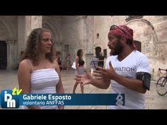 Gabriele Esposto - 500 Km a piedi per l'ANFFAS