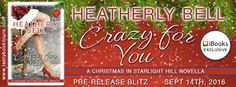 """Crazy For You"" Pre-Release Blitz & Amazon Gift Card #Giveaway…"