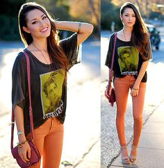Don't Think Twice, It's All Right  (by Jessica R.) http://lookbook.nu/look/4345665-Don-t-Think-Twice-It-s-All-Right