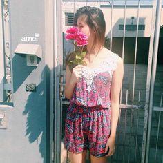 82 formas de amor  #lojaamei #macaquinho #diadesol #flores