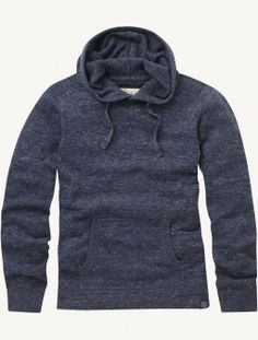 Fairhaven Hoody Knit at Fat Face