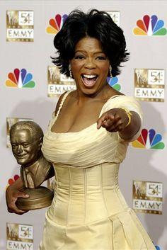 Oprah Winfrey, Emmy Award 2002.