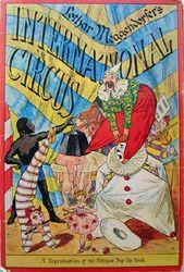 Lothar Meggendorfer's International Circus; A Reproduction of the Antique Pop Up Book: Amazon.co.uk: Lothar Meggendorfer: 9780870992001: Books