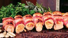 Texas De Brazil Bacon Wrapped Chicken recipe
