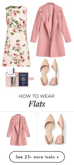 """"""""""" by anysjstn01 on Polyvore featuring Dolce&Gabbana"""