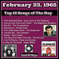 Remember when 60s Music, Music Hits, Kinds Of Music, Music Love, Hit Songs, Music Songs, Sweet Memories, Childhood Memories, The Righteous Brothers