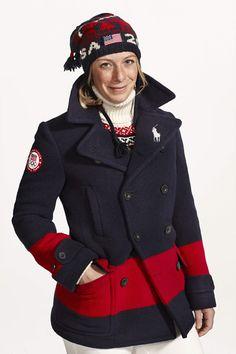 Ralph Lauren unveils Team USA 2014 Winter Olympics apparel