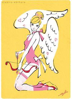 cupid, Akira Ebihara
