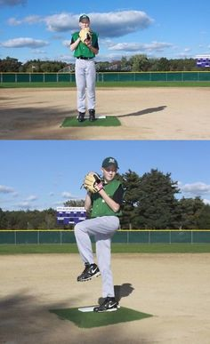 Other Field Equipment 181323 Promounds Green Pitcher S Training Mound BUY IT NOW
