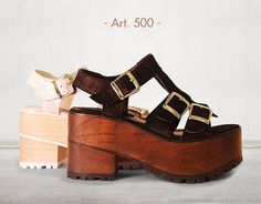 Sandalias AncaCo primavera verano 2015. Moda sandalias y zapatos 2015. Zapatos  2015 597f2c4976fe
