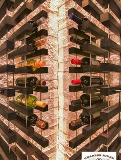 Contemporary Wine Cellar Design, Pictures, Remodel, Decor and Ideas - page 7