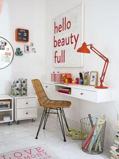 Tu #oficina en casa. Un #despacho para trabajar.