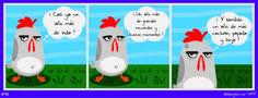 """""""Martes de Recalentado"""" presenta Gallopingüino No. 98 !!! Porque ya echamos panza !!! #GallopinguinoQuotes facebook.com/gallopinguino"""