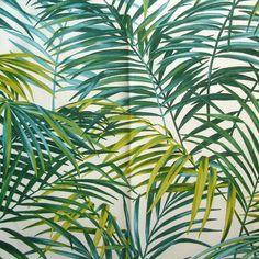 Palm Springs - Tissu ameublement grande largeur coton Thevenon 280 cm 39 €/m
